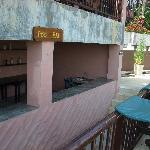 das Beste am Hotel- die Poolbar