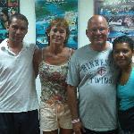 Daniel, Lori, Rich, Karla