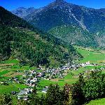 Das Dorf Müstair