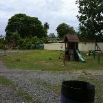 área recreativa
