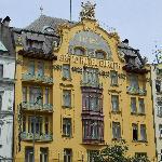 The Grand Hotel Evropa