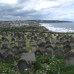 St Marys Graveyard(Inspiration for Dracula)