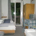 Rugenpark Twin Room