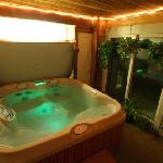 Awesome Hot Tub