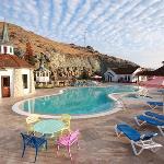 The Pool at Madonna Inn Resort & Spa