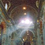 Inside Basilica di San Pietro