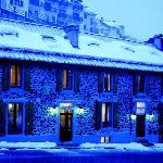 Winter Les Sorbiers