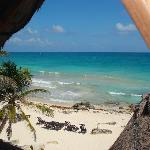 Hotel Cabanas Luna Maya Foto