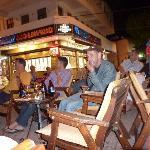 Cozy in the EFEbar of Yasemin Yilmaz