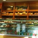 Panisol Bakery - interior