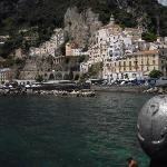 Amalfi port