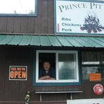 Prince Pit BBQ