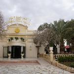Foto di Zenobia Cham Palace Hotel