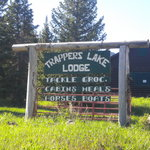 Welcome to Trappers Lake