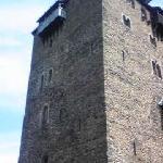 お城の一部