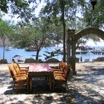 Ogun's place beach hotel restaurant mesudiye datça