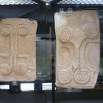 Early bronze age door panels