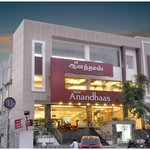 Hotel Aanandas-puliakulam Road-CBE