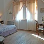 Suite Deauville 40 m2 avec cheminée et balnéo