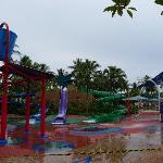 Great kids pool area