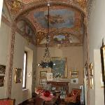 Elegant public room