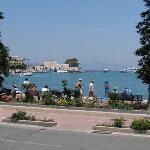 Kos Town Harbour - Stunning