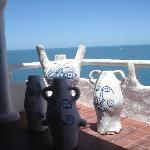 Esculturas características de Casapueblo