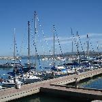 Puerto de yates de Piriapolis