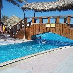 sinbad beach hotel pool