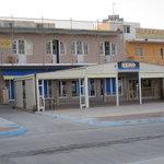 The original nemos Restaurant, Still empty
