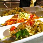 pasta platter