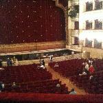 Main auditorium, San Carlo opera house