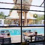 Poolside @ 29 Palms Inn restaurant
