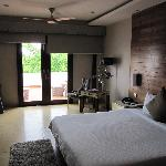 Riverview room a