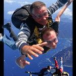 Skydiving Tandem Corsica