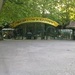 Duinrell Park entrance