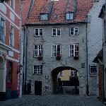 Swedish Gate 1