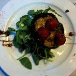 Starter 1 : Portobello Funghi