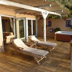 Room 5 terrace