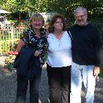 Anne and Derrick with Natalie 2007