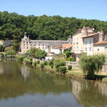 View of Brantome