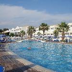 отель - бассейн