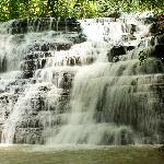 Cascadas Farallas private waterfall of the Waterfall Villas