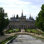 La Granja de San Ildefonso, Segovia.