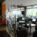 Radisson Blu Hotel Oulu - modern lobby