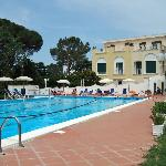 Hotel San Michele, Capri
