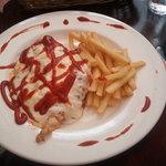 Chicken with Mozzarella
