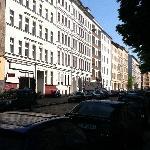 Kreuzberg is a cool neighborhood