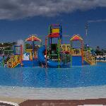 Kids pool at Water park