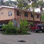 Bungalow complex